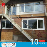 Edelstahl-Glasgeländer-System für Staircase&Fence