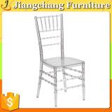 판매를 위한 Chiavari 명확한 의자를 겹쳐 쌓이기