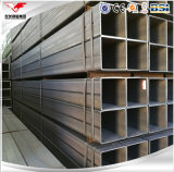 Q195/Q235/Q345/S235/S355/ASTM A500の正方形の鋼鉄管