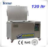 Tipo industrial tenso producto de limpieza de discos ultrasónico de la capacidad grande de 430L con el calentador automático