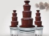 Máquina de la fuente del chocolate del precio bajo Venta al por mayor / fuente comercial del chocolate