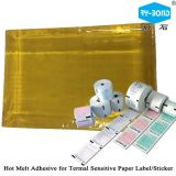 Adhésifs structuraux de fonte chaude pour le collant amovible permanent d'étiquette