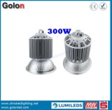 Metallo Replacment Halide del supporto 800W 1000W dell'amo 5 anni di garanzia 110lm/W 300 watt di alto indicatore luminoso della baia del LED