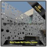 Panneau composé en aluminium de revêtement de mur extérieur pour la décoration d'External de construction