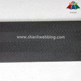 Sangle noire chaude de ceinture de sécurité de polyester de la vente 5cm