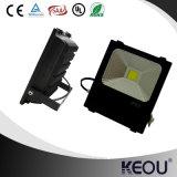 ISO9001高いEffiency 150Wの穂軸LEDの洪水ライトクリー語Bridgelux