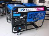 генератор портативного газолина 6 kVA приведенный в действие