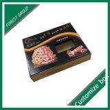 印刷のカスタム安いボール紙肉ボックス