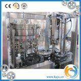 Máquina de rellenar carbónica de pequeña capacidad de la poder de aluminio de la bebida