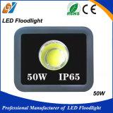 Gute Qualität IP65 imprägniern 50W LED Flut-Licht