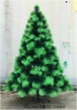 Árbol de navidad artificial con color doble