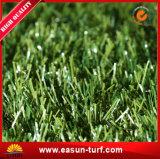 Tappeto erboso artificiale dei pp di calcio del tappeto erboso di plastica multicolore del campo da vendere