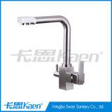3 Möglichkeits-Wasser Filterkitchen RO-Hahn
