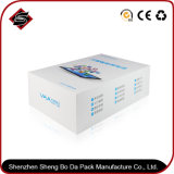 Cadre de empaquetage de papier personnalisé de logo pour les produits électroniques