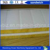 良質の安い価格のPPGIの鋼板の熱によって絶縁される材料から成っているサンドイッチ壁パネル