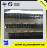 銀製の陽極酸化のテントのアルミニウムプロフィールa
