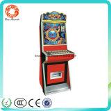 La maggior parte dei giochi delle slot machine di estinzione della moneta di divertimento di divertimento con il LED scorrente per il centro del gioco