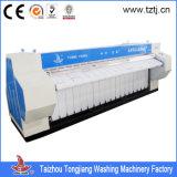 Doppio vapore della lavanderia dei rulli/CE Heated elettrico della macchina di Ironer & SGS