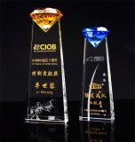 La fábrica vende directo el trofeo cristalino de la concesión del diamante de la alta calidad K9