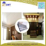 Extrusion moderne de coin de tuile de plafond de PVC de plastique faisant la machine