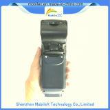 PDA rugoso, colector de datos con la impresora térmica, explorador del código de barras