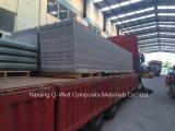 FRP Panel corrugado de fibra de vidrio / fibra de vidrio Paneles de techo 171010