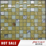 Einfacher Mosaik-Entwurfs-Kristallglas mit Shell-Mosaik