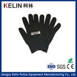 Цвета Blcak сбывания Kelin перчатки горячего Резать-Упорные