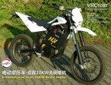 Haute énergie approuvée de la CE moteur électrique de moto de 3 kilowatts