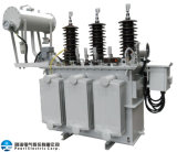 11kV Class Olie-Ondergedompeld Distribution Transformer