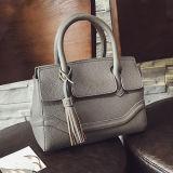 ふさSy8103が付いている低いMOQの卸売価格の女性デザイナーハンドバッグ