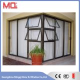 Fornitore appeso superiore di alluminio grigio della Cina della finestra di Colro