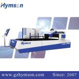 Máquina de estaca do laser da fibra do CNC de Guangzhou Hymson para o metal