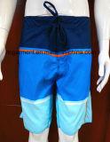 남자 여자를 위한 지구 파도 간결 수영복 Beachwear