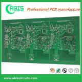 Зеленая плата с печатным монтажом PCB чернил