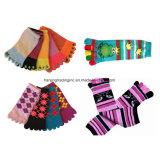 6f de Duidelijke Machine van sokken