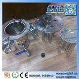 액체 또는 공기 또는 물 또는 분말 Fernox 철 제거제 여과 자석 필터 분리기