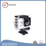 Mini appareil-photo imperméable à l'eau du sport DV 30m de WiFi de came de sport de caméscopes d'appareil photo numérique d'action de l'affichage à cristaux liquides 1.5inch de HD 1080