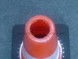 고품질 PVC 700mm Mutilcolor 소통량 콘