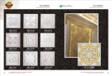 PU-Panel, das PU-Wand-Dekoration-Polyurethan-Gesims Hn-8600 formt