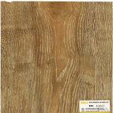 Прерванная бумага деревянного зерна декоративная для настила