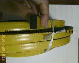 Ebene oder beinahe ringsum selbstklebenden Schranktür-wasserdichten Gummidichtungs-Streifen