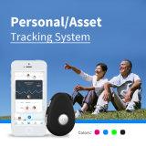 Localizador pessoal do GPS com o micro tempo real GPS do cartão de SIM que segue o software