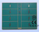 지문 안전한 금속 세탁물 수납장
