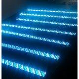 barra de la arandela de la pared de 320PCS RGBW LED para la iluminación del disco de la etapa