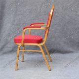 Высокосортный стул Diniing подлокотника для сбывания Yc-D102-5