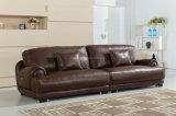 Neues Modell-heißer Verkaufs-Miami-ledernes Sofa