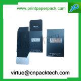 ロゴの印刷を用いるカスタム包装の装飾的なびんの香水ボックス