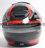 최신 판매 ECE 점 증명서 굵은 활자 두 배 챙 헬멧