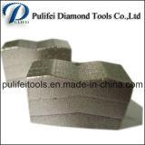 1000 2000 3000mm больших круговых этапов вырезывания гранита лезвия диаманта